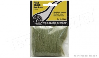 Woodland Scenics FG173 Field Grass Light Green