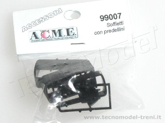 Acme 99007 Confezione con intercomunicanti a mantice