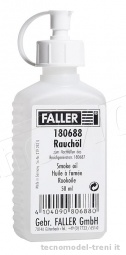 Faller 180688 Olio per dispositivo fumogeno, 50 ml
