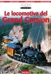 Duegi Editrice GCDVD Le locomotive del Grand Canyon in DVD