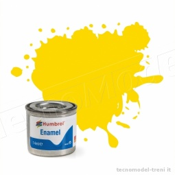 Humbrol A0761 Giallo lucido GLOSS 69 ml.14