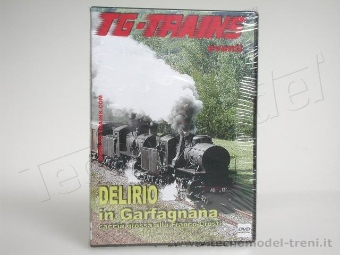 TG-Trains DIGDVD DELIRIO in Garfagnana