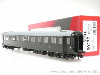 Acme 50277 Carrozza PKP Ferrovie polacche ex FS tipo 1937 ep. III