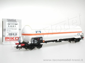 Piko 54651 Carro cisterna gas DB a carrelli
