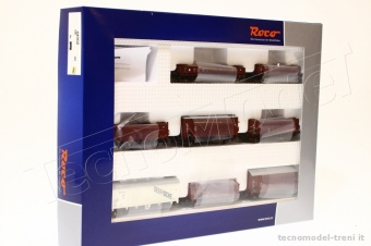 Roco 44002 DB set 8 carri assortiti