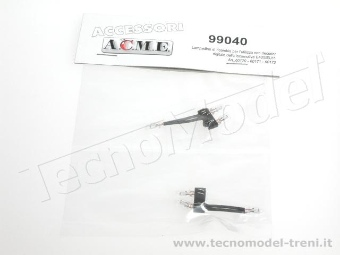 Acme 99040 Set lampade 18 volt per E405 art. 60170 - 60171- 60172