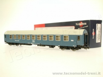 Tillig 74778 Carrozza letti Ric CFR tipo Y WLABmv ep. IV