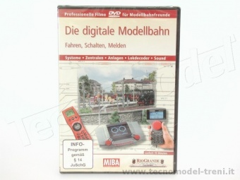 Edit. Del Garda 15285017DVD Die digitale Modellbahn