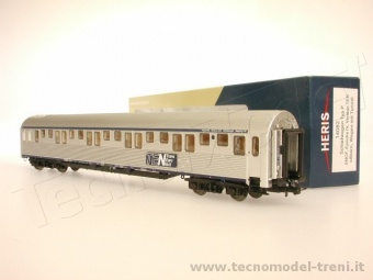 Heris 14082 Carrozza letti SNCF tipo P TEN Ep.IV Special Price