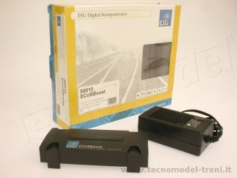 Esu Electronic 50010 Ecos Boost sistema digitale DCC/MM/SX 4A.