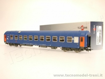 Tillig 74774 Carrozza letti ZSR tipo Y WLAB ep. V