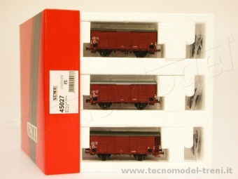 Acme 45027 Set tre carri FS tipo Ghms ep. IV - Special Price -