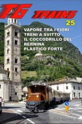 TG-Trains 25/12DVD Video news, telegiornale ferroviario in DVD n.25-2012