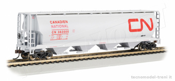 Bachmann 19113 Cylindrical grain hopper Canadian Pacific