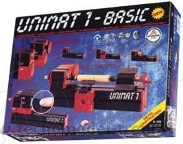 The Cool Tool 160100 Unimat 1 Basic multi macchina utensile