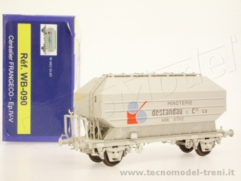 REE Modeles WB-090 Carro Tramoggia SNCF ep. III