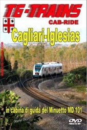 TG-Trains CA-IGLDVD Cagliari-Iglesias in DVD
