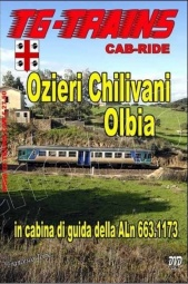 TG-Trains OZI-CHIDVD Ozieri Chilivani-Olbia in DVD