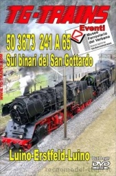 TG-Trains 503673DVD 50 3673 241 A 65 sui binari del San Gottardo in DVD