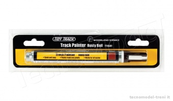 Woodland Scenics TT4581 Track Painter, colore ruggine binario
