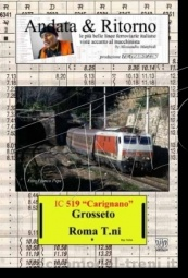 TG-Trains GRRMDVD Grosseto - Roma Termini in DVD