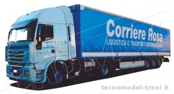 Awm 74373 Iveco Stralis 'Corriere Rosa'