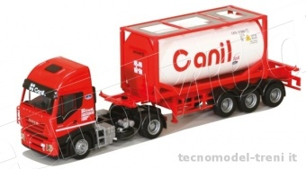 Awm 74397 Iveco Stralis 'Canil'
