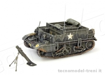 Artitec 387.125 Universal Carrier, Mortar, UK