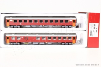Acme 55098 Set di due carrozze ZSSK tipo Z