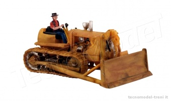 Woodland Scenics AS5562 Dewie's Dozer