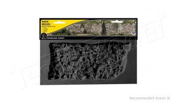 Woodland Scenics C1248 Rock Face Mold
