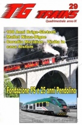 TG-Trains TG-29DVD Tg-Trains n.29 in DVD