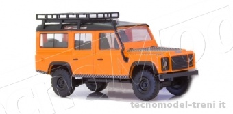 Busch 50323 Landrover Defender »Orange«