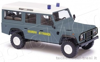 Busch 50389 'Guardia di Finanza' Land Rover Defender
