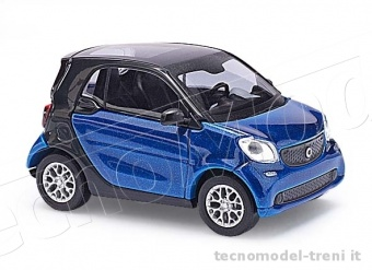 Busch 50700 Smart Fortwo 2014 »CMD« Blau