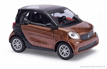 Busch 50706 Smart Fortwo 2014 »CMD« Braun