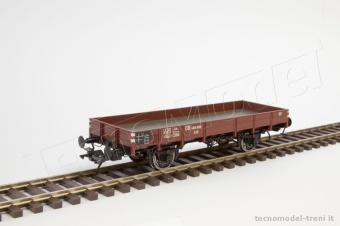 Lenz 42100-03 DB carro pianale. Scala 0 1/43