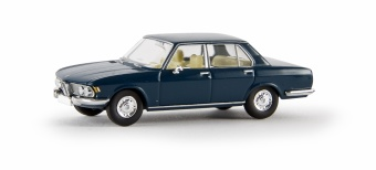 Brekina 13602 BMW 2500, color blu oceano