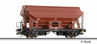 Tillig 14576 Carro merci DB, Ep.II Scala TT 1/120