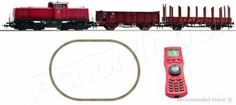 Roco 51262 Start Set Digitale con locomotiva diesel BR 290