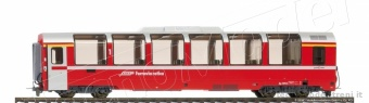 Bemo 3294132 RhB Bp 2522 carrozza di 2 cl. 'Bernina-Express'
