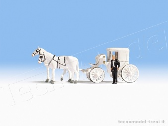 Noch 16706 Carrozza matrimonio