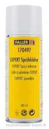 Faller 170497 Collante spray Expert, 400 ml
