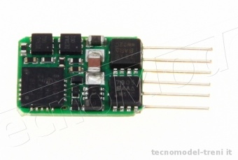 Zimo MX621N Decoder MX621N connettore a 6 pin