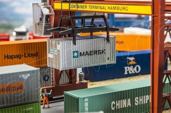 Faller 180820 Container 20' 'MAERSK'
