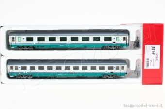 Acme 55141 Set FS Set Intercity Trenitalia