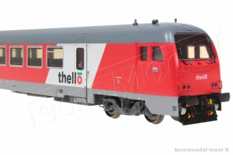 Acme 55123 Set Thello Milano - Nice - Marseille