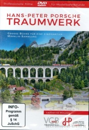 Edit. Del Garda EJ 631599 Hans-Peter Porsche Traumwerk in DVD