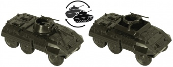 Minitank Roco 05081 M8 Greyhound US