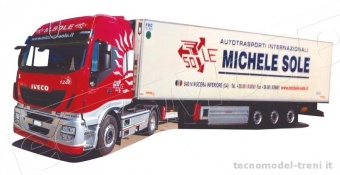 Awm 9121.01 Trattore stradale Iveco Stralis HW / Aerop. 'Michele Sole'
